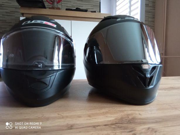 Kaski motocyklowe firmy LS2