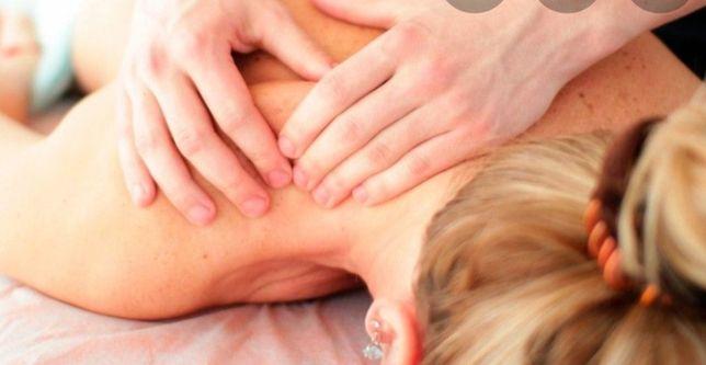 Восстанавливаюший массаж Житомир