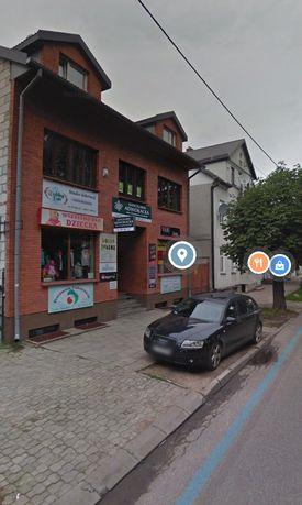 Lokal w centrum Augustowa, parking, 30m2