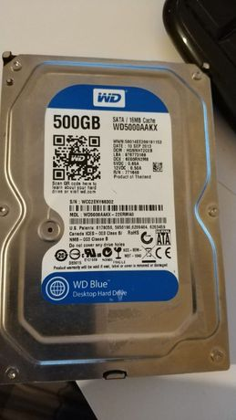 "Disco HDD 3.5"" Western Digital - 500 GB"