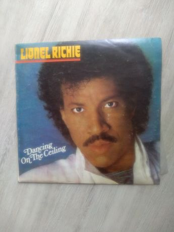 Lionel Richie Dancing On The Ceiling. Winyl