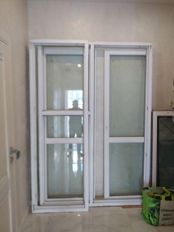 Продам  5-тикамерні металопластикові балконні блоки