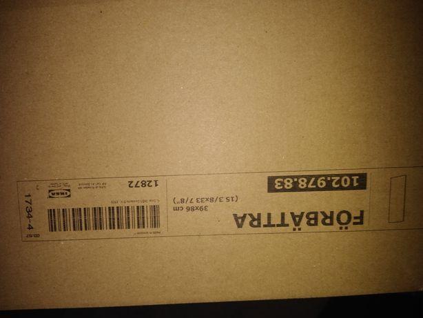 Forbattra, nowy panel maskujący, kremowy firmy IKEA 39x86 cm.