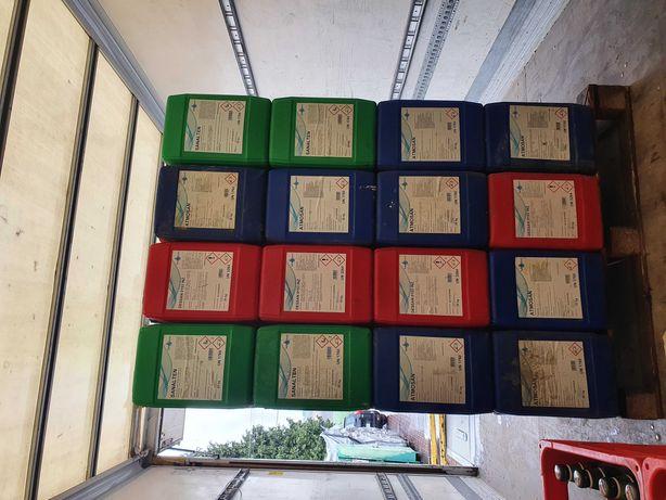 KANISTRY 20 LITRÓW używane kanistry kanister pojemnik