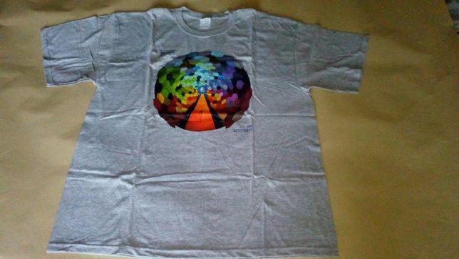 T-shirt dos Muse: Artigo Novo