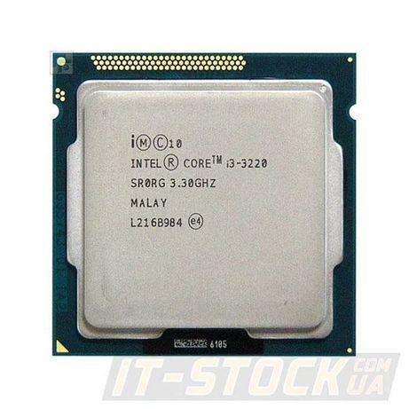 Процессор Intel Core i3 3220 (2×3.30GHz/3Mb/s1155)