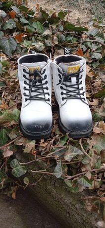 Теплые ботинки для девочки