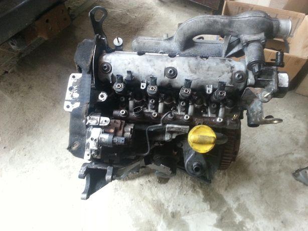 Двигатель Мотор 1,9dci РеноТрафик,ОпельВиваро,Ниссан примастар