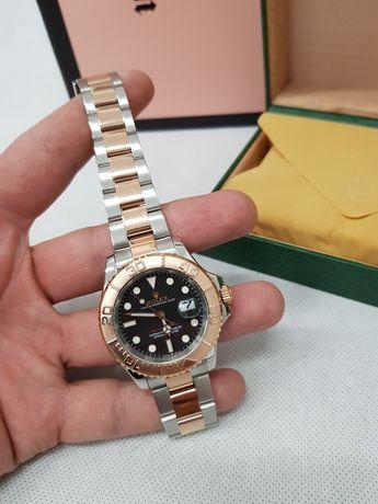 Zegarek męski Rolex Yacht Master automatyczny pudełko AAA PREMIUM
