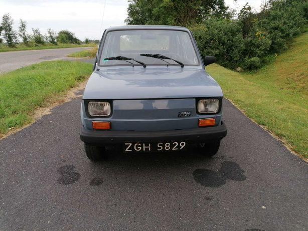 Fiat 126 Maluch .zamiana