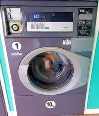Vending Máquina de moedas lavandaria self service Aluguer