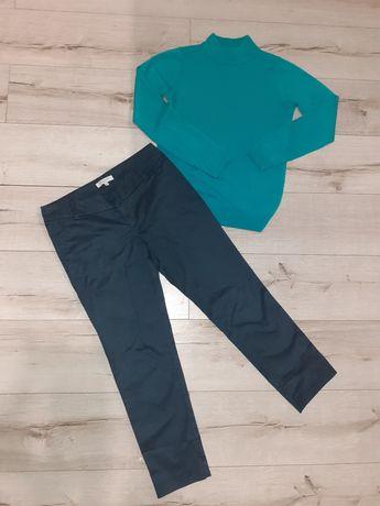 Zestaw, spodnie, polgolf r36