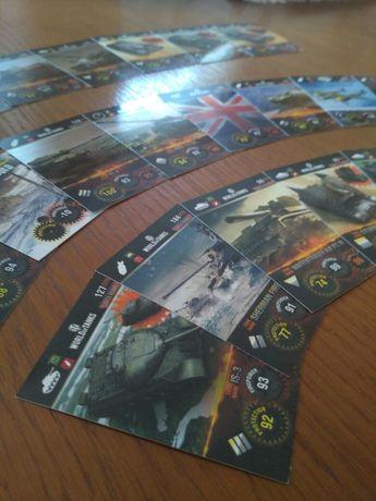 Karty World Of Tanks Rzadkie