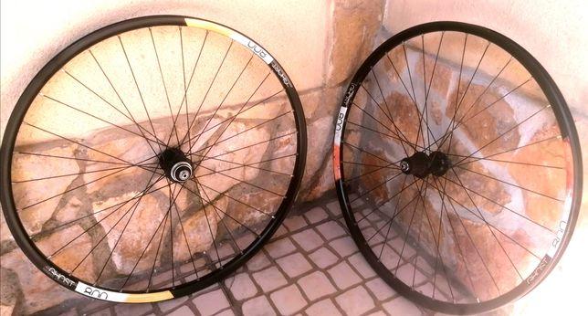 JF-BIKES Bicicleta Rodas 26 Ghost 800 TL XT