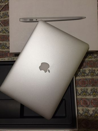 "Apple MacBook Air 13"" (mid 2013)   256gb   Intel Core i5   4gb ОЗУ"