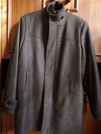 płaszcz męski Giacomo Conti 175/182-58 kolor ciemno szary nowy