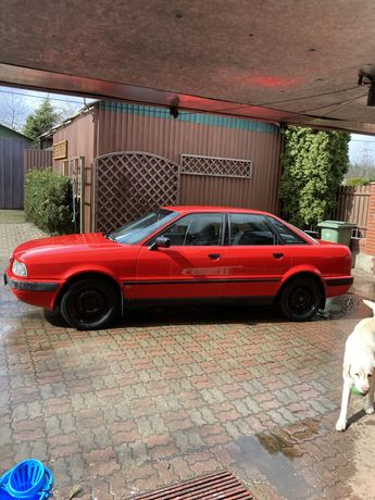 Audi 80 2.0 115km