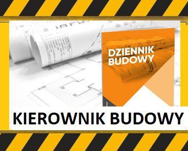 Kierownik budowy, Rzeczoznawca ,Insp nadzoru , Kosztorysant, Projekt.