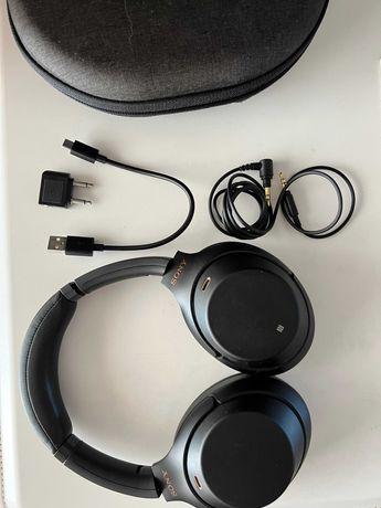 Headphones Sony WH 1000X M3