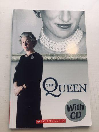 The Queen książka i płyta DVD