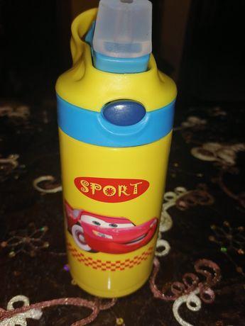 Продам детскую бутылку термос