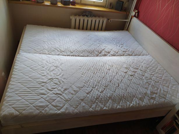 Łóżko z drewna 180/200