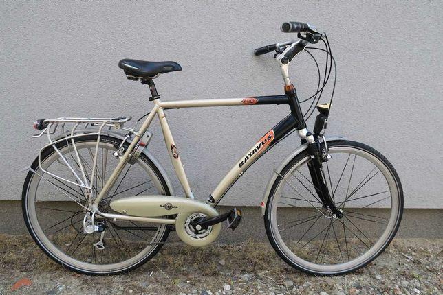 Markowy rower holenderski Batavus Europe