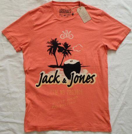 Новая Футболка Jack&Jones M