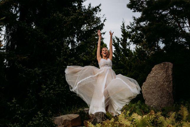 Julia Gastoł suknia ślubna Rosita 38