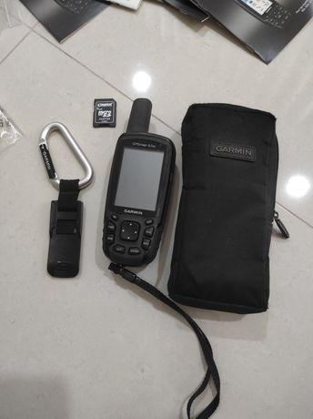 Garmin GPS 62sc com acessórios