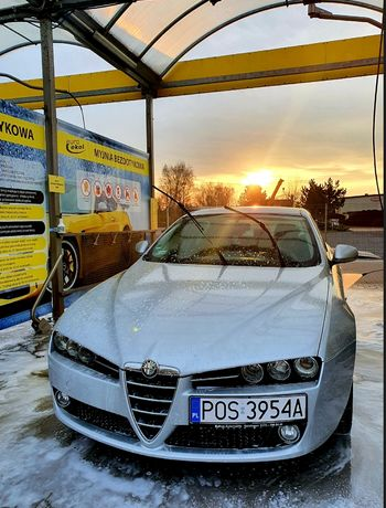 Alfa Romeo 159 1.9JTS NISKI PRZEBIEG!!!