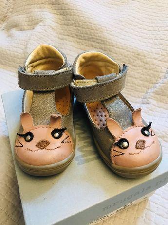 Balerinki buciki Mrugała Bunny 21
