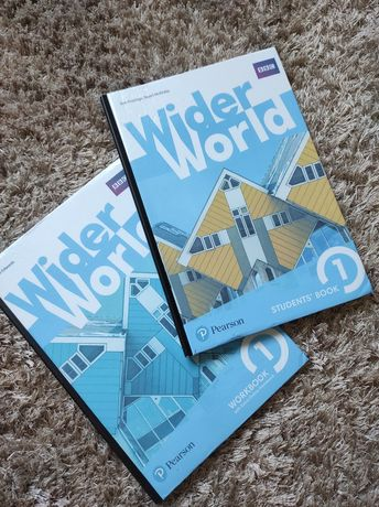 Wonder World 1  підручник