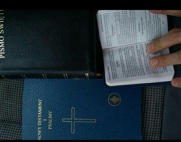 Biblia, Pismo Święte, Nowy Testament z Psalmami