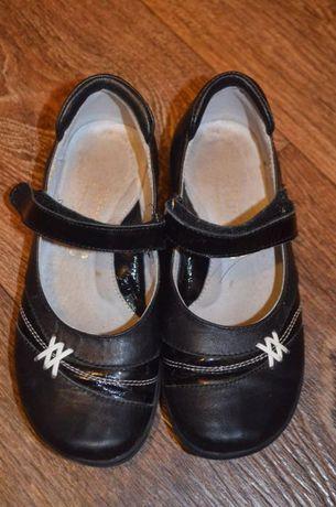 Туфлі для дівчинки, розмір 31