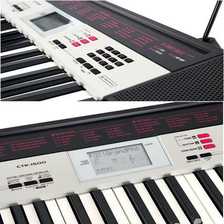 Casio Keyboard CTK-1500 AD Full Size Starter