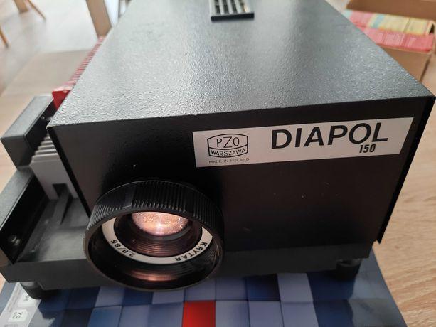 Rzutnik do przeźroczy / slajdów Diapol 150
