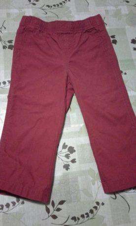 Коттоновые штаны, брюки картерс carter`s