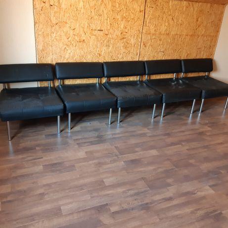 Офісні диванчики 5 секцій