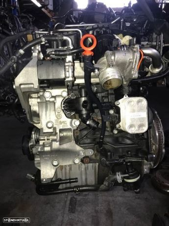 PEÇAS AUTO - Volkswagen Polo - Motor 1.6 de 90CV - MT122