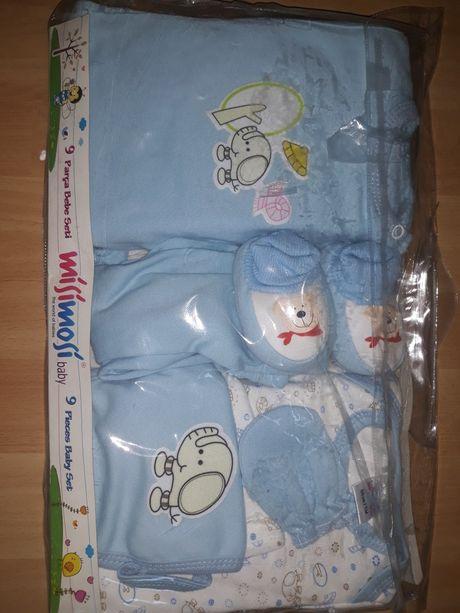 Комплект на выписку, для новорожденных, для мальчика