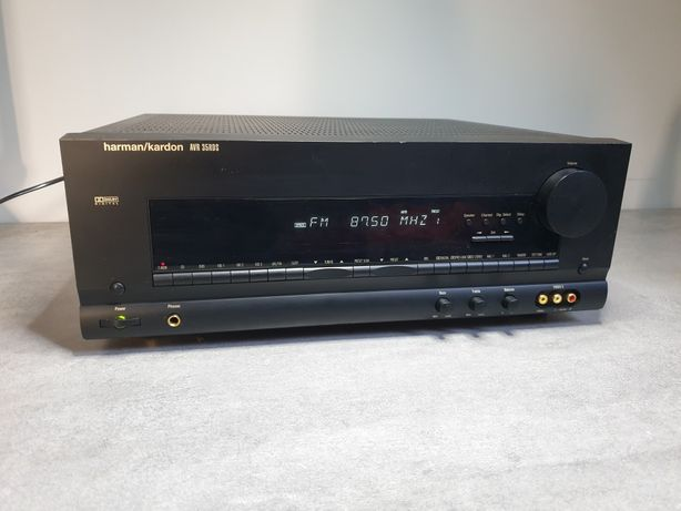 Amplituner Harman-Kardon AVR-35RDS - Wysoki model 5.1, Dolby cinema