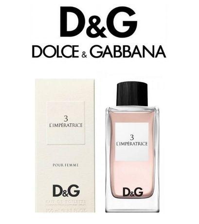 Женские духи Dolce & Gabbana L'Imperatrice 3 Дольче Габанна Императриц