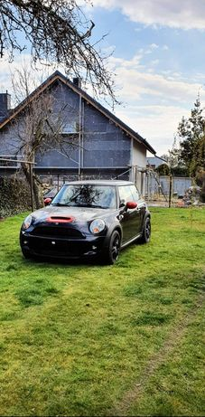 Mini Cooper s 1.6 turbo FULL OPCJA