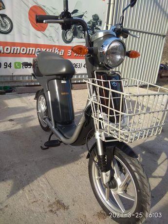 Yamaha EC-03 НОВА БАТАРЕЯ!!!