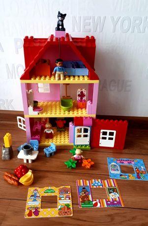 Klocki Lego Duplo domek 10505