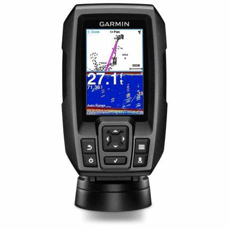 Эхолот Garmin Striker 4 Новый с GPS навигацией
