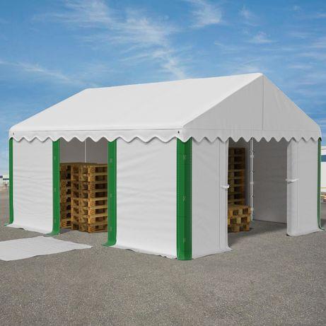 NAMIOT GARAŻOWY, magazynowy, hala namiotowa, rolnicza, wiata; 4x6x2m