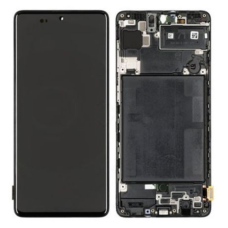 Lcd/display/ecrã Samsung A71 A715F ORIGINAL recondicionado