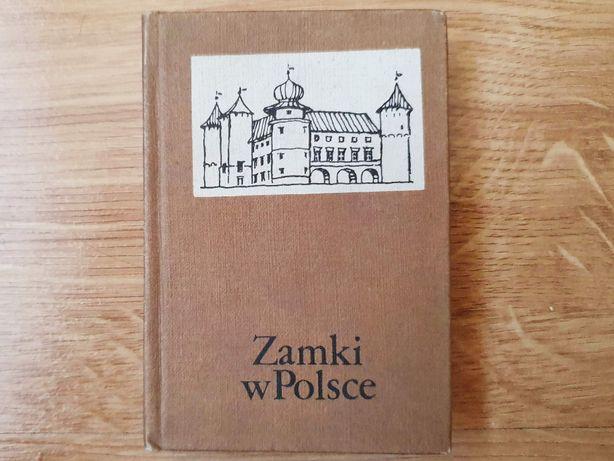 Książka Zamki w Polsce, Helena Kozakiewicz